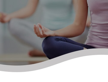 Yogis, deepen the connection of <br><strong>mind and body</strong>